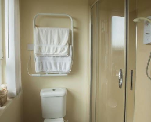 Ensuite Facilities in Accommodation